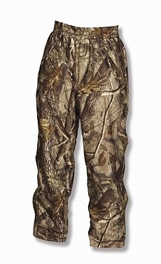 Whitewater Waterproof  Camo Fleece Trousers